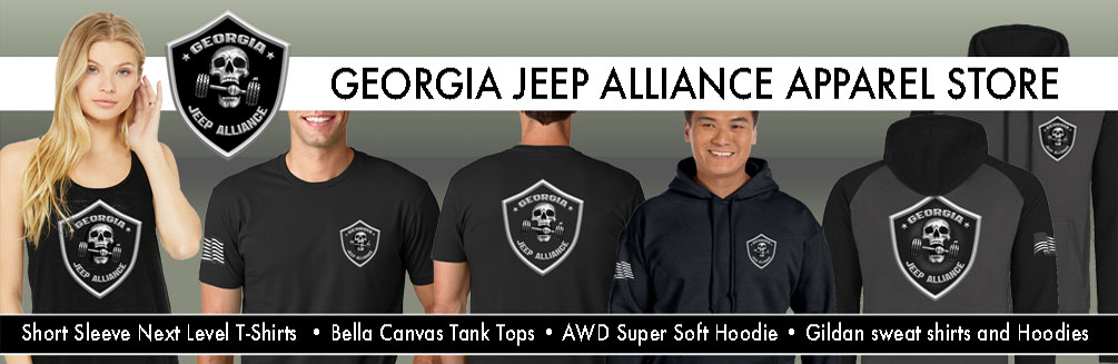 Georgia Jeep Alliance BANNER