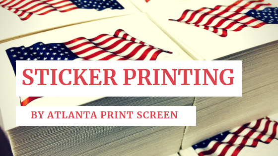sticker printing solutions